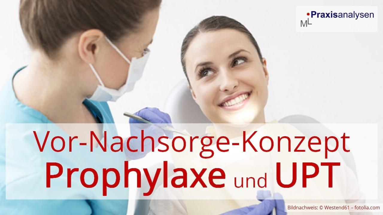 Wie können Zahnarztpraxen ihr Vor-Nachsorge-Konzept Prophylaxe und UPT erfolgreich in die Praxis implementieren und Antworten auf wiederkehrende Fragen erhalten.
