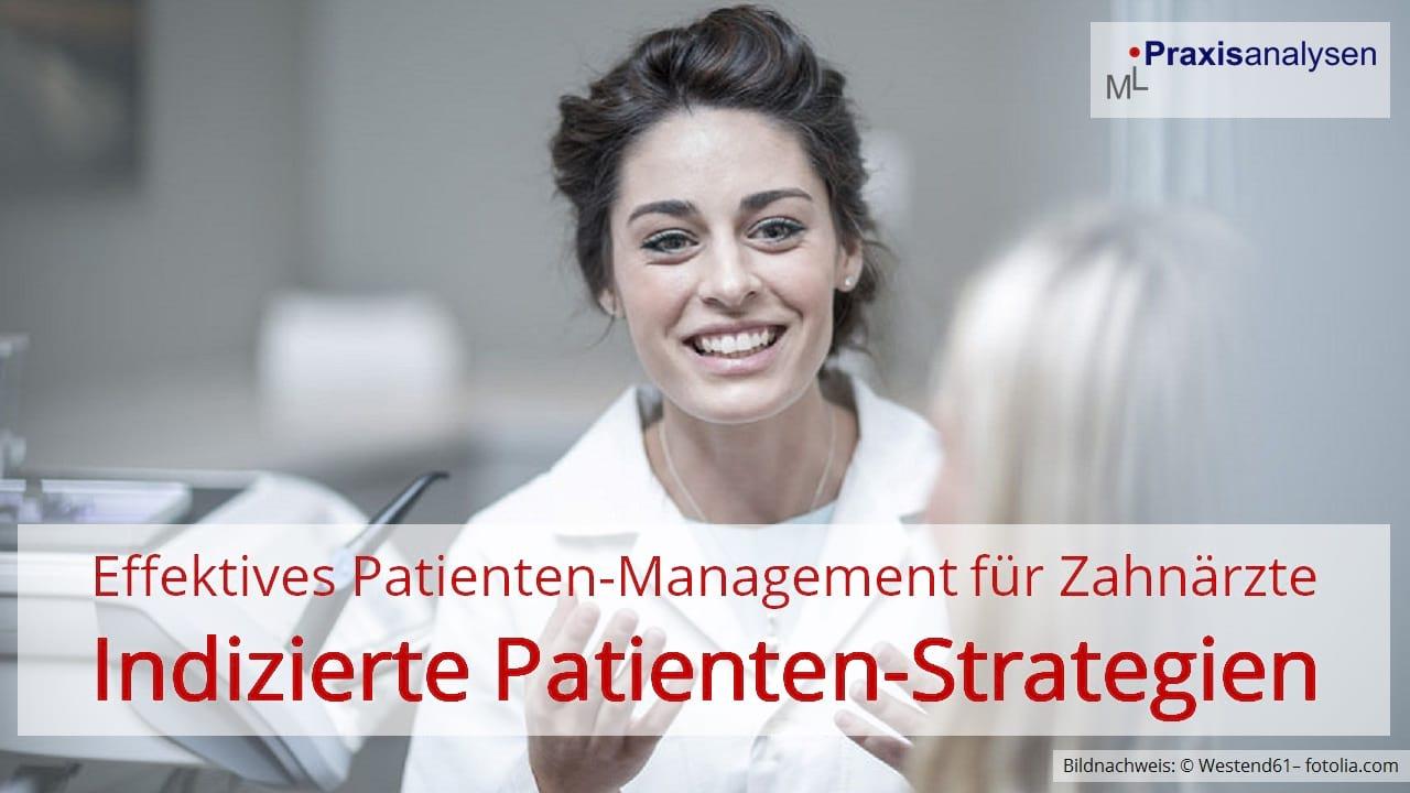 Jeder Patient ist einzigartig. In diesem Beitrag geht es um die Darstellung spezieller Strategien im Umgang mit Patienten, die Sie im Praxisalltag tagtäglich herausfordern.