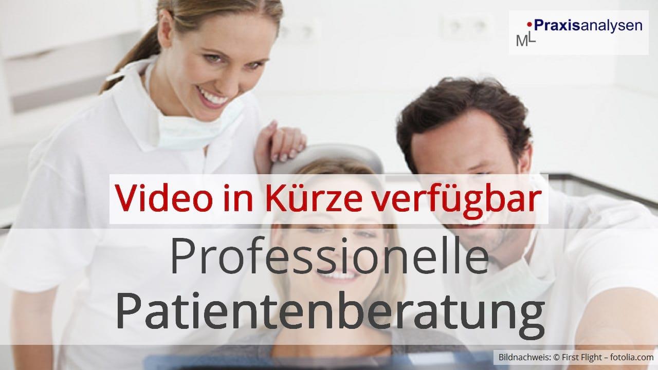 Professionelle Patientenberatung