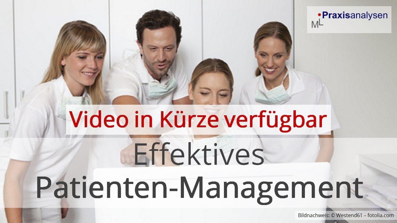 Patienten-Management