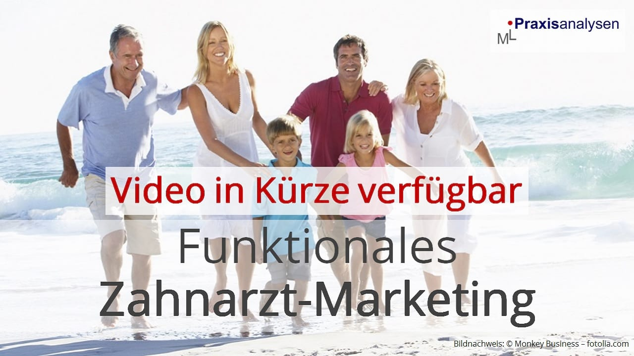 Zahnarzt-Marketing
