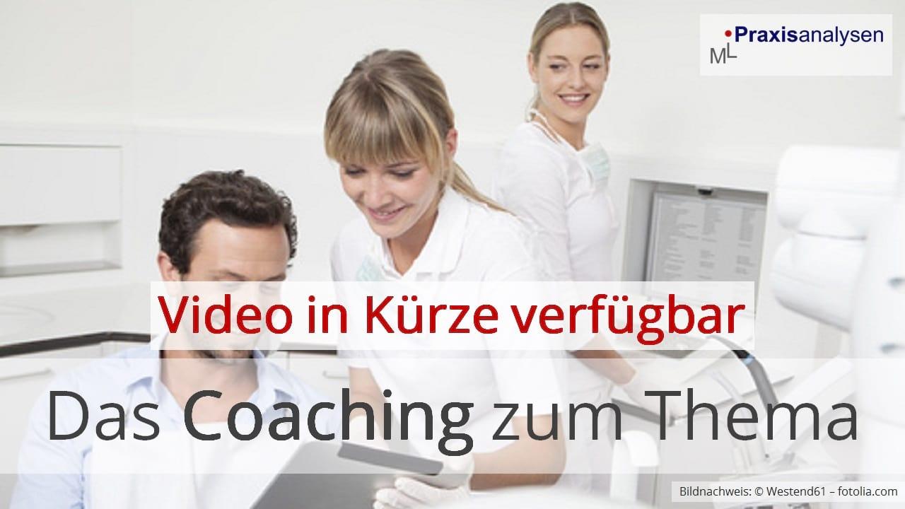 Das Coaching zur Thematik