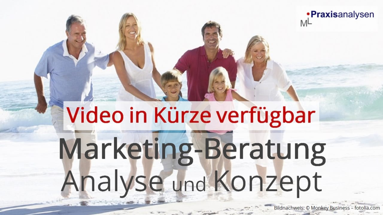 Marketing-Beratung